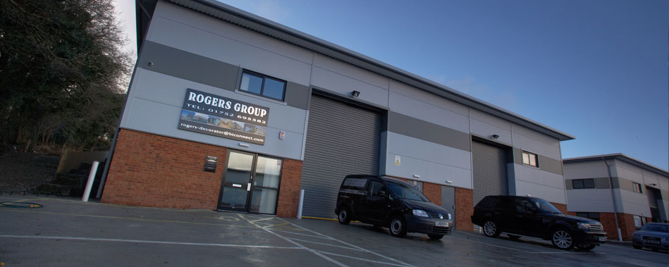 Rogers Group Premises